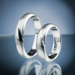 Platinum Wedding Rings model nr. SN62
