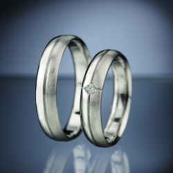 Weddings Rings with Diamond model nr. SN14