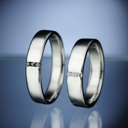 Wedding Rings with Daimonds model nr. SN21