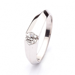Ring with Diamond 0115 model nr. 0115