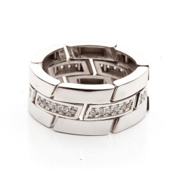 Ring with Diamonds model nr. 0153