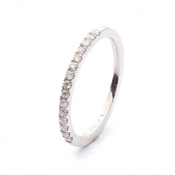 Ring with diamond model nr.  0169