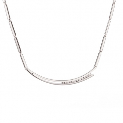 Necklace with Diamonds model nr. 0400