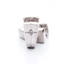 Earrings with Diamond model nr. 0066