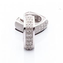 Earrings with Diamonds model nr. 0015