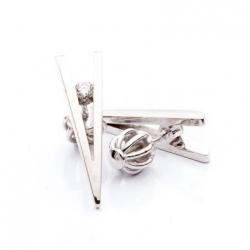 Earrings with Diamonds model nr. 0016