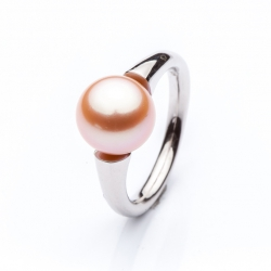 Ring with See Pearl model nr. 0162