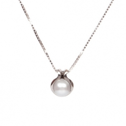 Pendant with White Pearl model nr. 0207