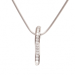 Pendant with Diamonds model nr. 0225